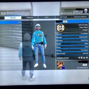GTA 5 Ultra Modded Account